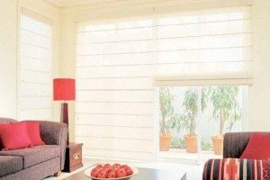 Kwikfynd Roman Blinds